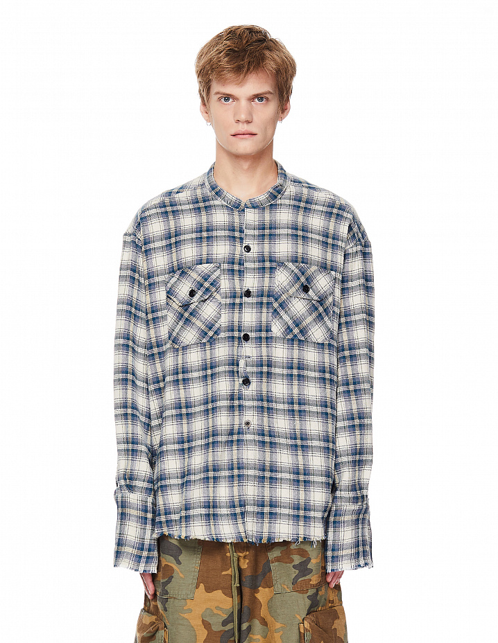 Cotton Studio Shirt Greg Lauren