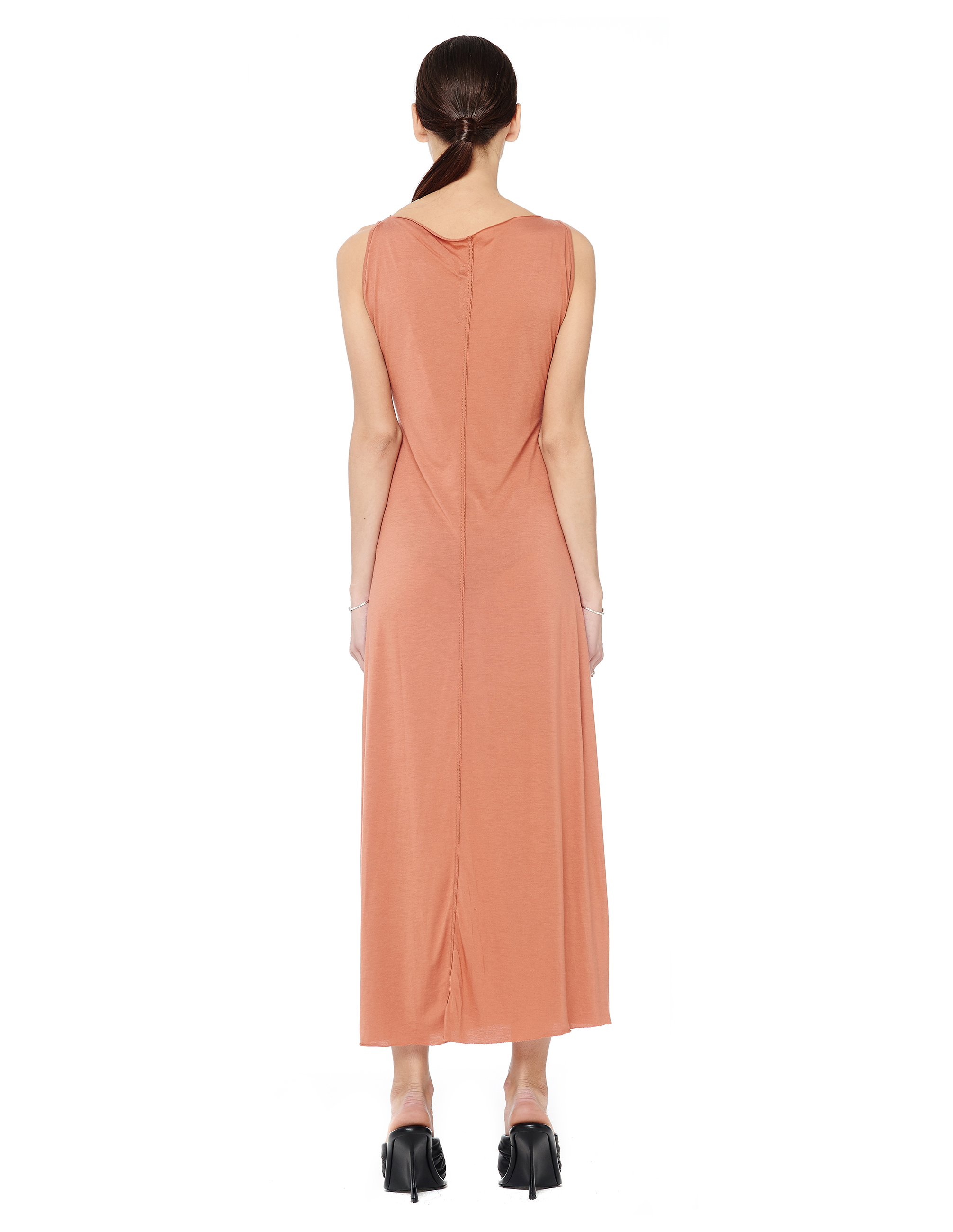 Rayon and cotton dress Rick Owens Lilies (photo)