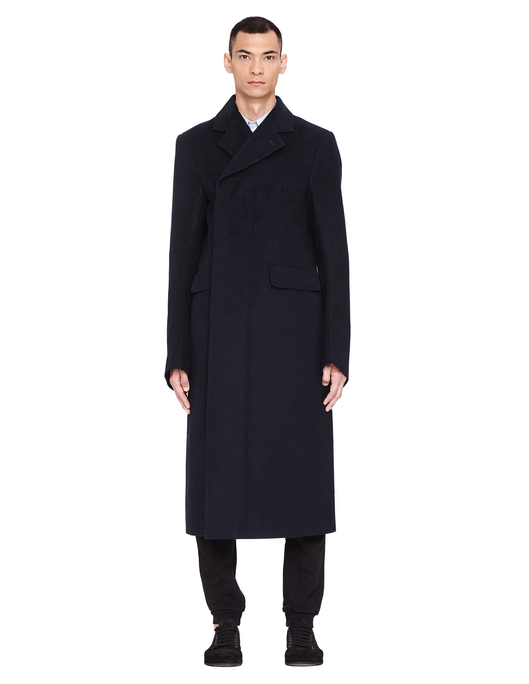 Cotton coat Vetements - buy