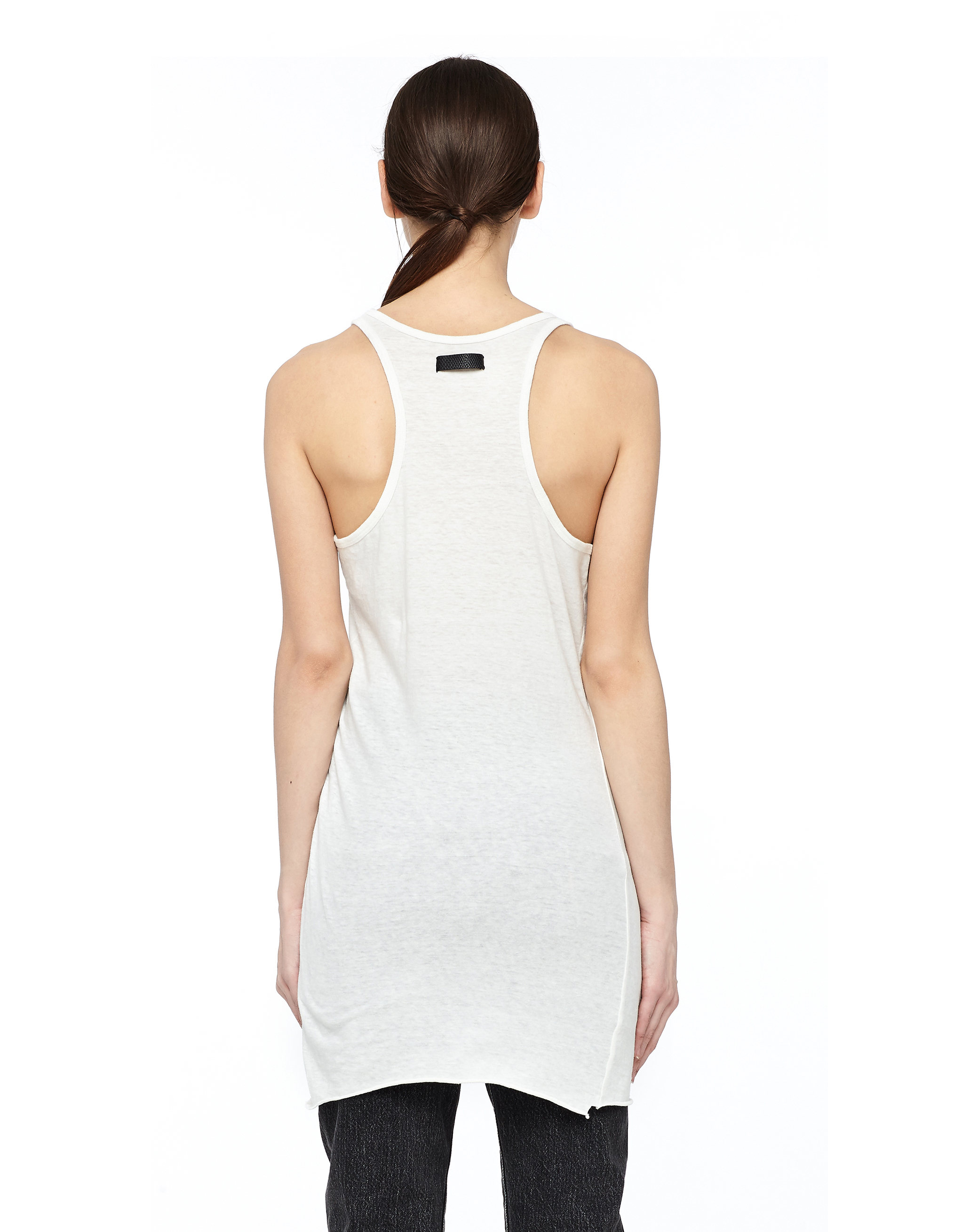 Cotton tank top If Six Was Nine (photo)