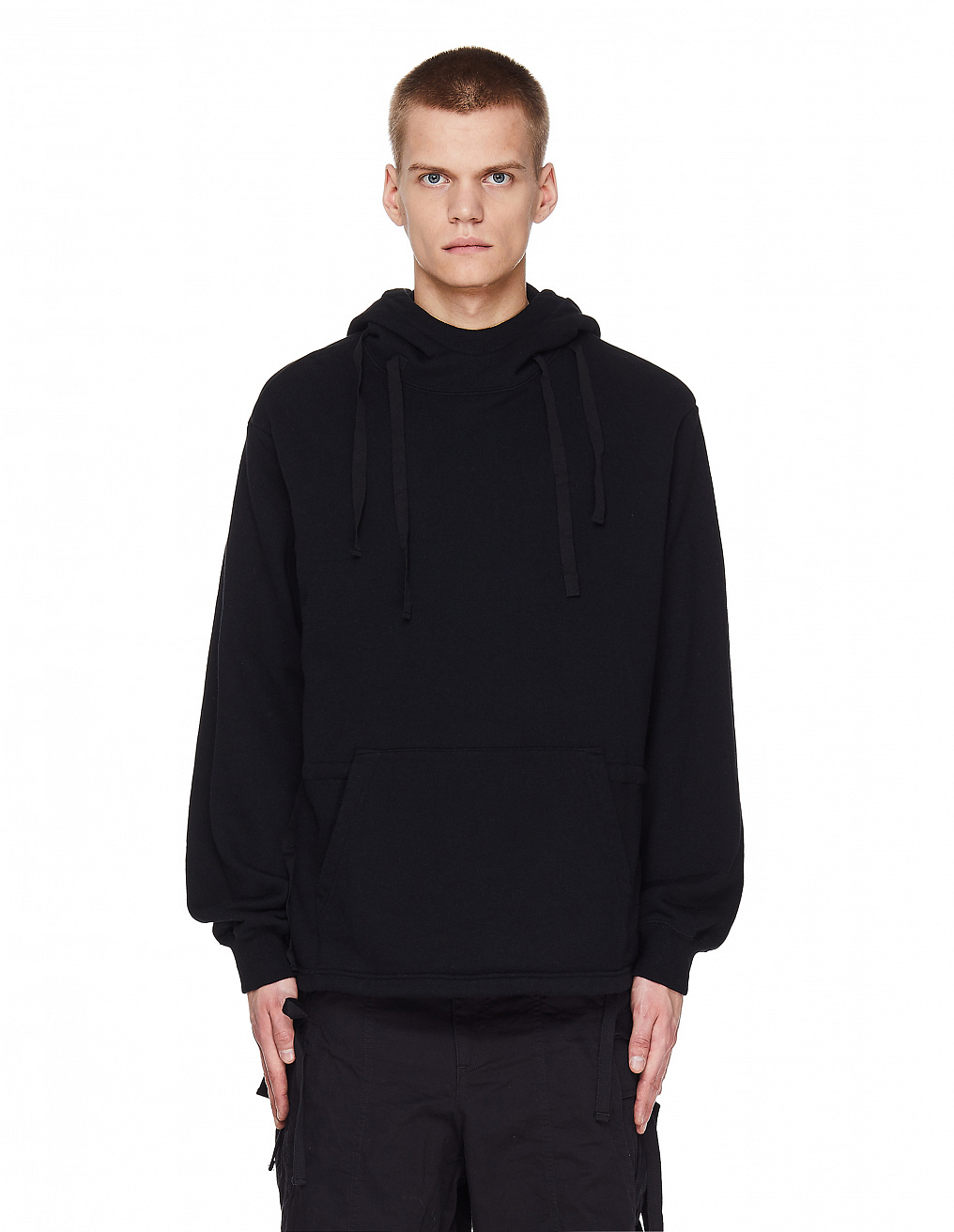 Black Cotton Sweatshirt Undercover - buy