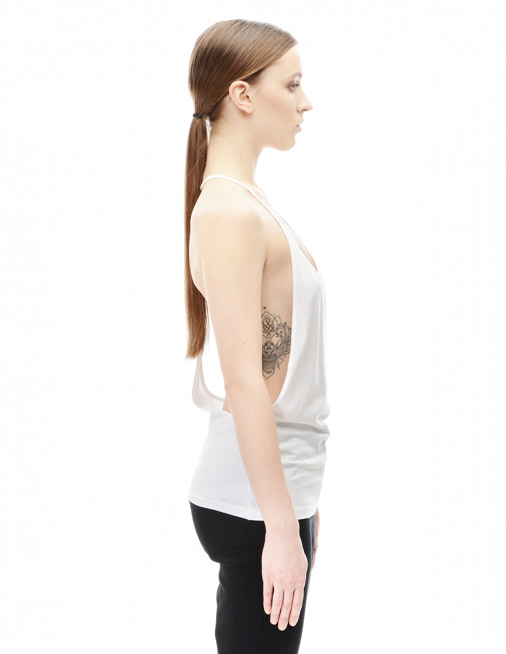 Photo - Cotton  and rayon top by Ann Demeulemeester
