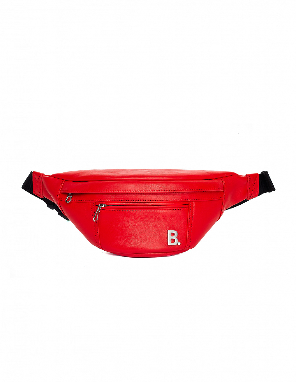 Red Leather Soft XS Beltpack Balenciaga - buy