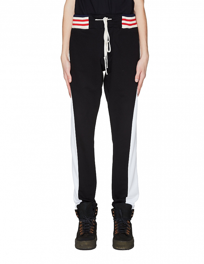 Black Sweatpants Greg Lauren